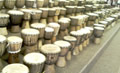 drums - djembes
